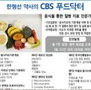 한형선약사의 CBS푸드닥터